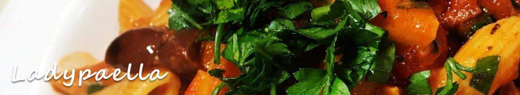 Ladypaella recipes
